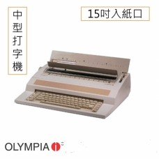 OLYMPIA COMPACT 5 ELECTRONIC TYPEWRITER